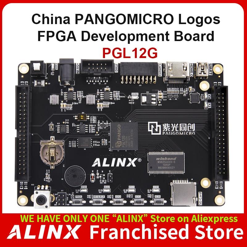 ALINX PGL12G: PANGOMICRO Logos FPGA Board