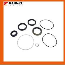 Lenkgetriebe Rack Reparatur Dichtung Kit für Mitsubishi Pajero Montero Shogun II 2 Sport Nativa Challenger Triton L200 90-07 MR151061