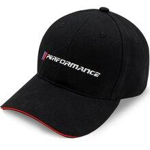 1 PCS high quality Car badge sport hat Baseball cap For bmw M Sticker X1 X3 X4 X5 X6 X7 e46 e90 f20 e60 e39 f10 Car accessories