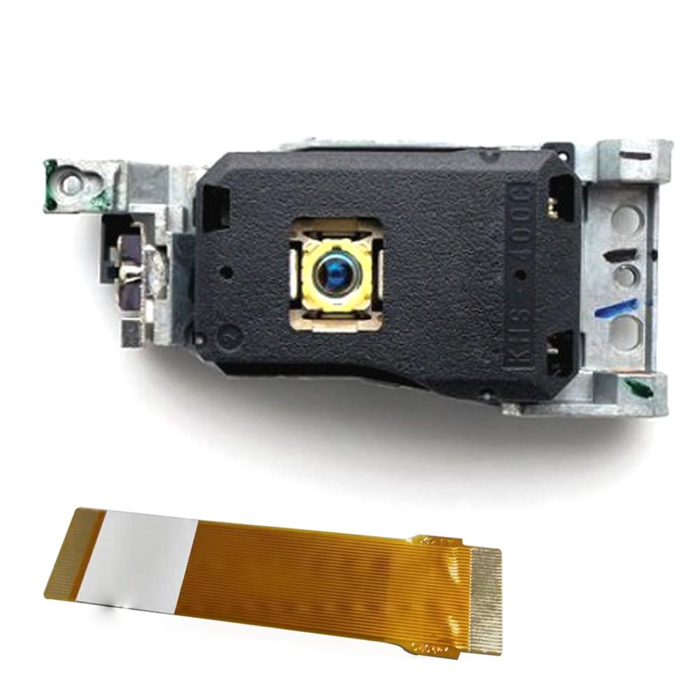 50 قطعة الكثير KHS-400C عدسة وحدة ليزر رئيس استبدال ل PS2 وحدة إصلاح التبعي