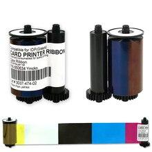 Nouveau ruban Ymcko pour imprimante IDP Smart 650634 30S 50S 50D 50L 250 impressions
