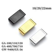 Bezel Ring for Casio G-SHOCK GA-110 GD-100 GG-1000 DW-5600 DW-6900 Watch Loop Holder Locker Watchband Rings 18mm 20mm 22mm