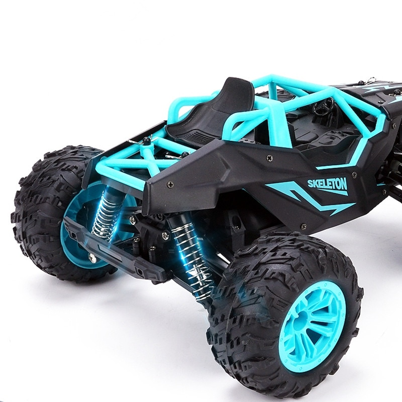 FITENK 1:14 4WD RC Car 2.4G Radio Control Four-wheel Drive High Speed Off Road Drift Racing SUV Remote Control Toys for Children enlarge