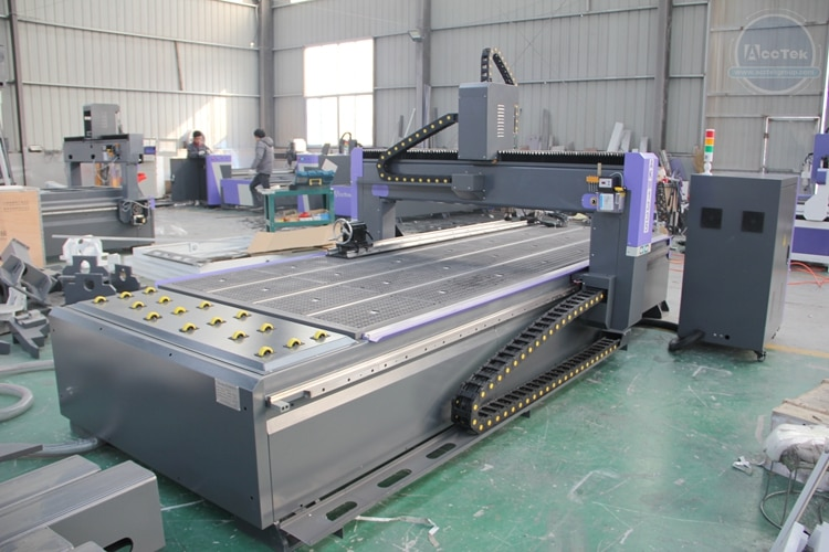 4X8ft CNC Wood Router For Furniture 1325 Rotary Axis CNC Wood Working Router Machine CNC Engraver enlarge