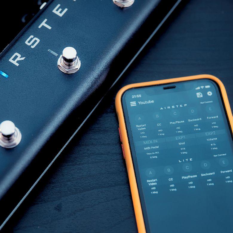 AIRSTEP Smart Multi Controller  enlarge