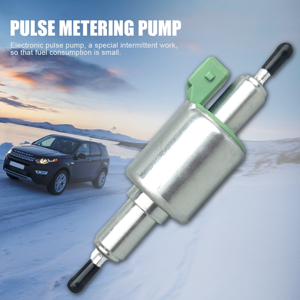 12V/24V For 2KW to 6KW For Webasto Eberspacher Heaters For Truck Oil Fuel Pump Air Parking Heater Pulse Metering Pump