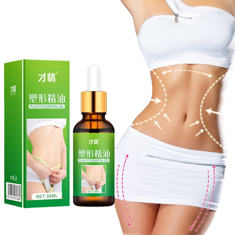 Effect Slimming Product Lose Weight OilsThin Leg Waist Fat Burner Burning Anti Cellulite Weight Loss Slimming Essential Oil 30ML slimming weight loss diet pills reduce capsule anti cellulite fat burning burner lose weight reducing aid emaciation products