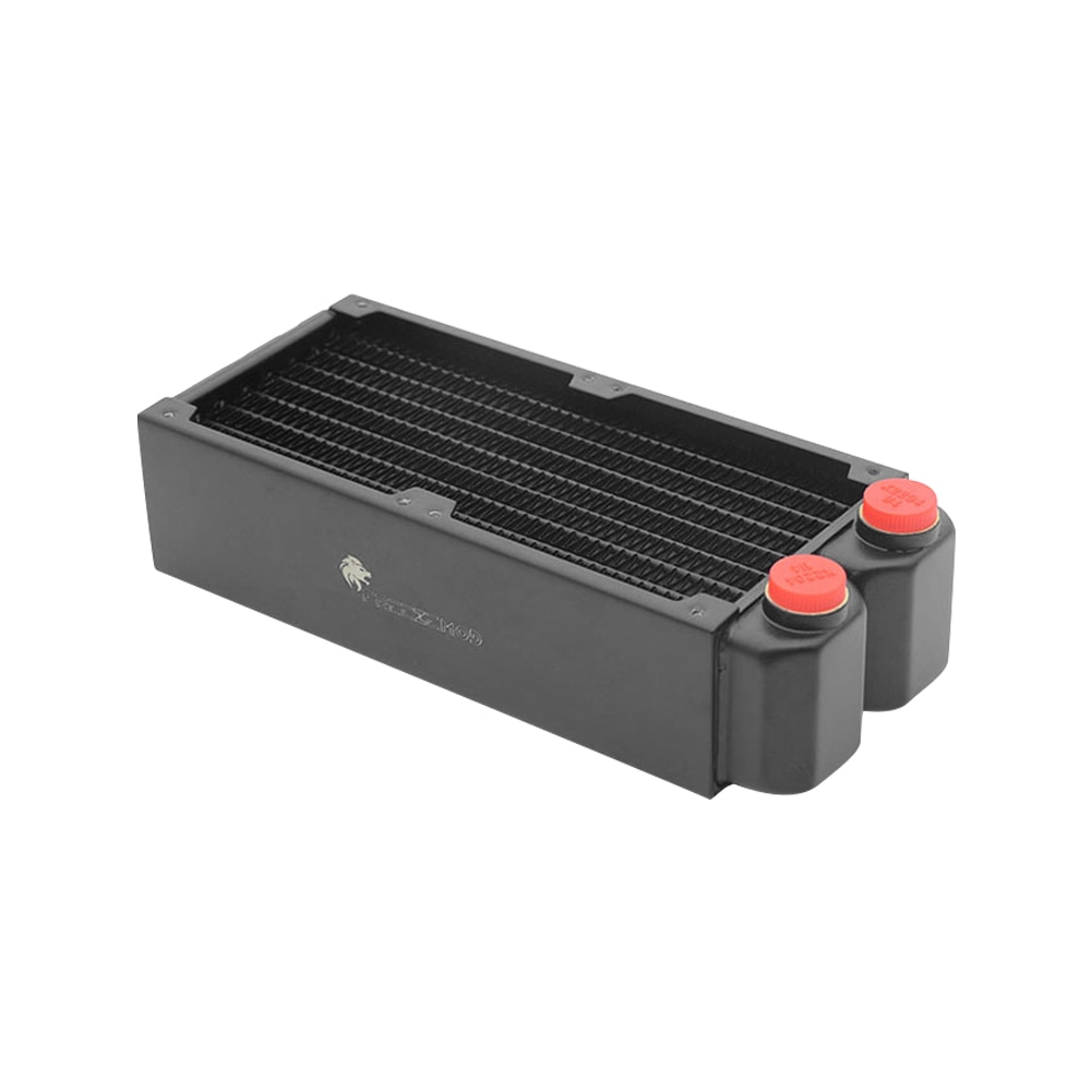 FREEZEMOD TSRP-H160 جهاز كمبيوتر رادياتير لتبريد للمياه طبقة مزدوجة النحاس