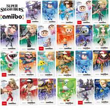 Amiibo 그림 슈퍼 스매쉬 브라더스. 시리즈 닌텐도 스위치 새로운