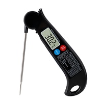 Digital Meat Thermometer Upgraded Waterproof Instant Read Digital Cooking Thermometer with Magnet for BBQ Grill Kitchen Milk