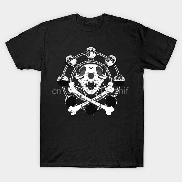 Camiseta para hombre, camiseta de gatos Sabbath para mujer