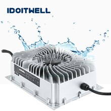 Wodoodporna profesjonalna ładowarka PFC 45A 24 V 24 V dostosowana pyłoszczelna automatyczna szybka ładowarka z PFC na 24 V