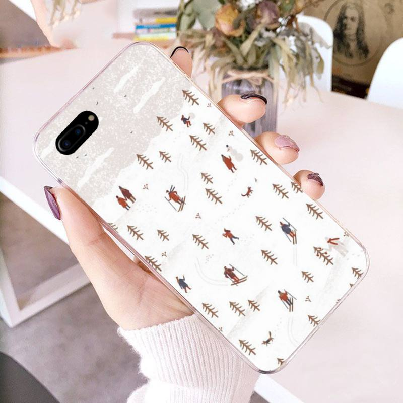 Some Pretty Thing Phone Case For iphone 6 6s plus 7 8 plus X XS XR XS MAX 11 11 pro 11 Pro Max Cover