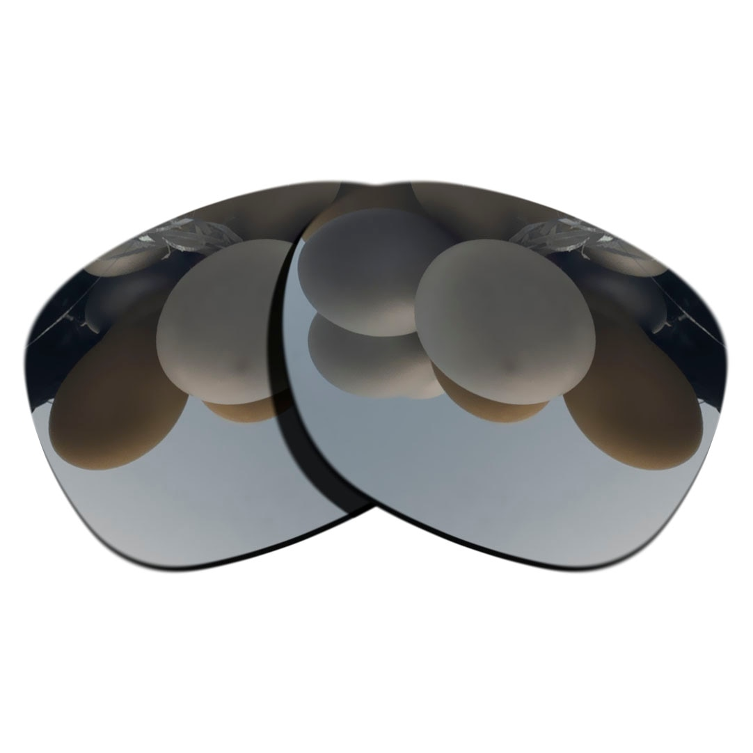 Silver Titanium Polarized Sunglasses Replacement Lens for-Ray-Ban  RB4171  Frame 100% UV Protection