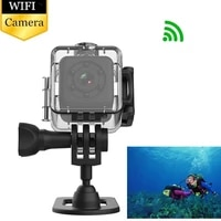 sq29 wifi mini security camera with waterproof shell micro sports camera night vision motion camcorder home cmos sensor camera