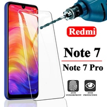 10 adet 2.5D temperli cam xiaomi Redmi not 8 8 Pro not 7 Pro not 6 not 5 5A 4 4X ekran koruyucu koruyucu cam filmi
