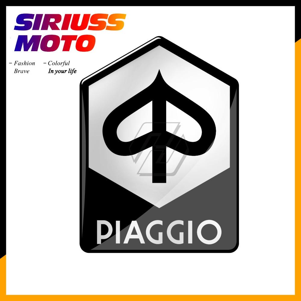 3d caso adesivo da motocicleta para piaggio vespa voar medley mp3 moto guzzi liberdade 150 decalques