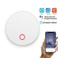 Tuya ZigBee     Hub passerelle intelligente pour maison connectee  application Smart Life  telecommande sans fil  fonctionne avec Alexa et Google Assistant