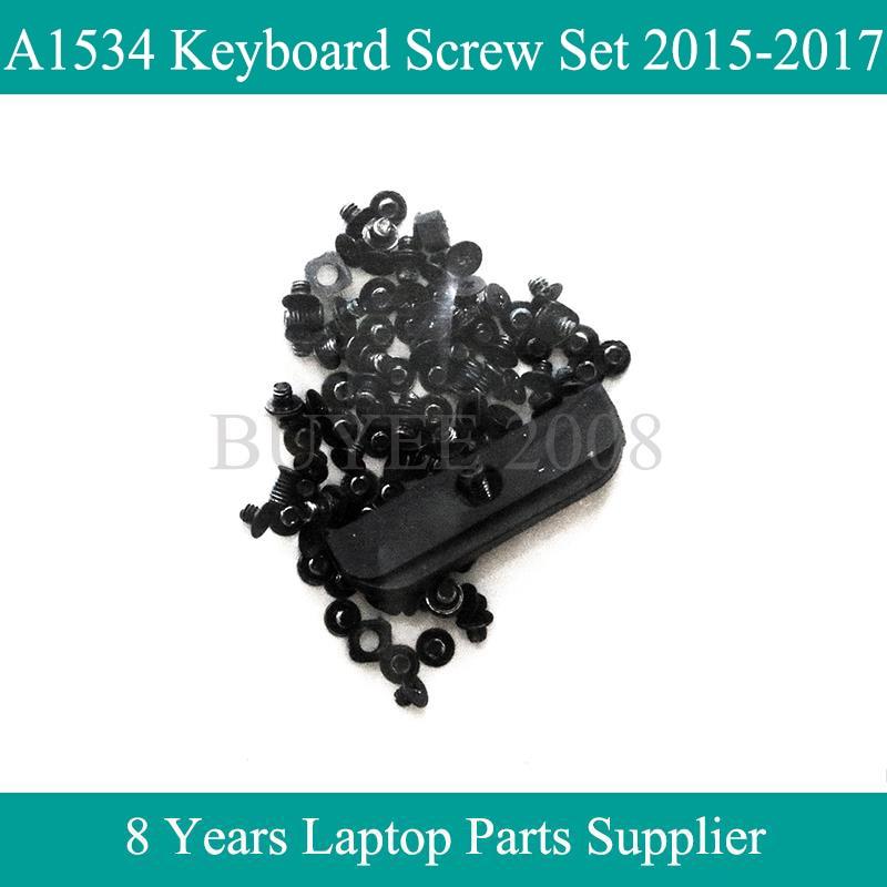 """Tornillo para teclado portátil para Macbook Air 12 """"A1534, tornillos de repuesto para teclado"""