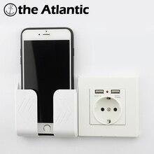 DE/ab/FR duvar priz soket elektrik prizi çift USB şarj Port 2100mA cep telefon tutucu 86 tipi elektrik malzemeleri pirizler,soket,priz