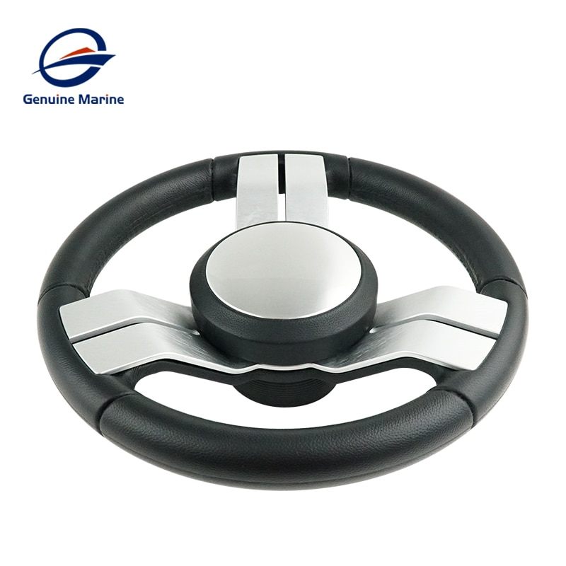 Steering Wheel for Marine Canoe Kayak Boat Yacht Dinghy Accessories enlarge