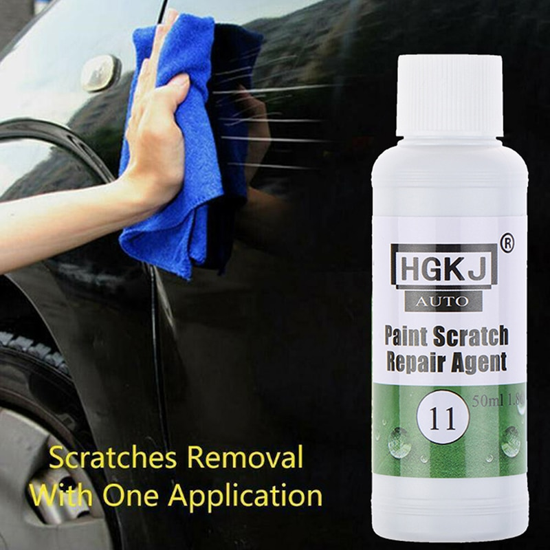 HGKJ-11 Liquid 50ml / 20ml Car Scratches Repair Agent Polishing Wax Paint Scratch Repair Remover Paint Care Auto Detailing