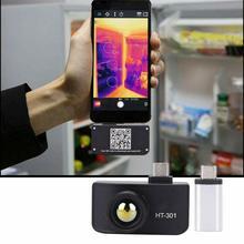 Thermische Imaging Kamera HT-101/HT-201/HT-301 Handy Kamera Unterstützung Video Bilder Aufnahme Bild Gerät für Android Typ-C