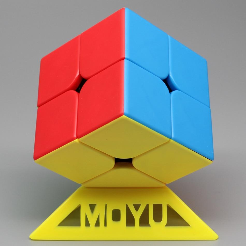 קוביה הונגרית 2x2 של חברת Moyu