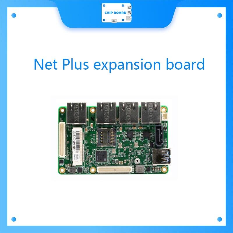 لوح تمديد Net Plus متوافق مع لوحة تطوير intel x86 Core Plus