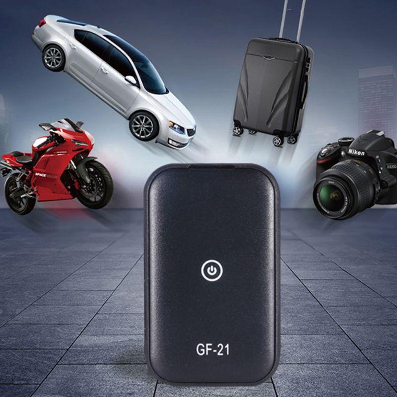 GF21 Mini GPS Car Tracker App Anti-Lost Device Voice Control Recording Locator High-definition Microphone WIFI+LBS+GPS enlarge