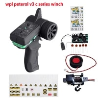 wpl truck upgrade control control sound system v3 transmitter diy receiver board horn spare part accessories