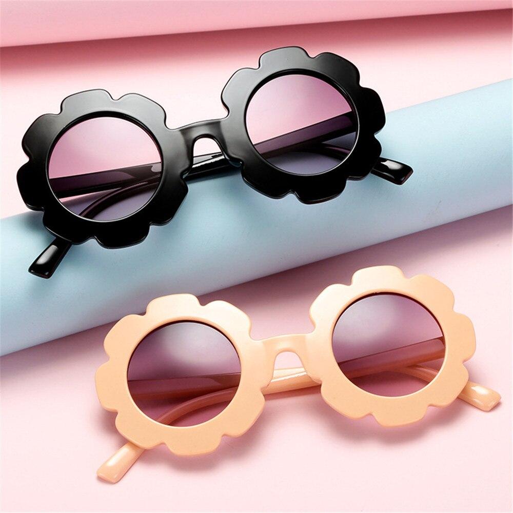 Gafas de sol Kawaii de dibujos animados para niños, gafas de sol de protección UV, nuevas gafas de moda con forma de corazón, gafas de juguete con lazo de amor para niñas UV400