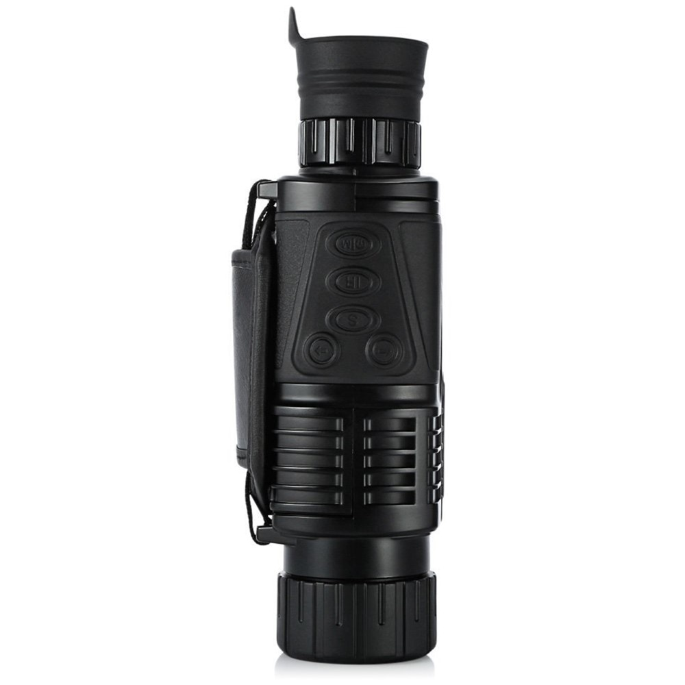 Multi-function NV-300 Night Vision Monocular Hunting Telescope HD Digital Infrared With Take Photos and Videos Playback Function enlarge