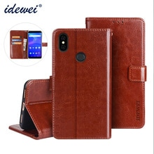 Case For Philips S397 Case Cover Luxury Leather Flip Case For Philips S397 Phone Case Back Cover Pro