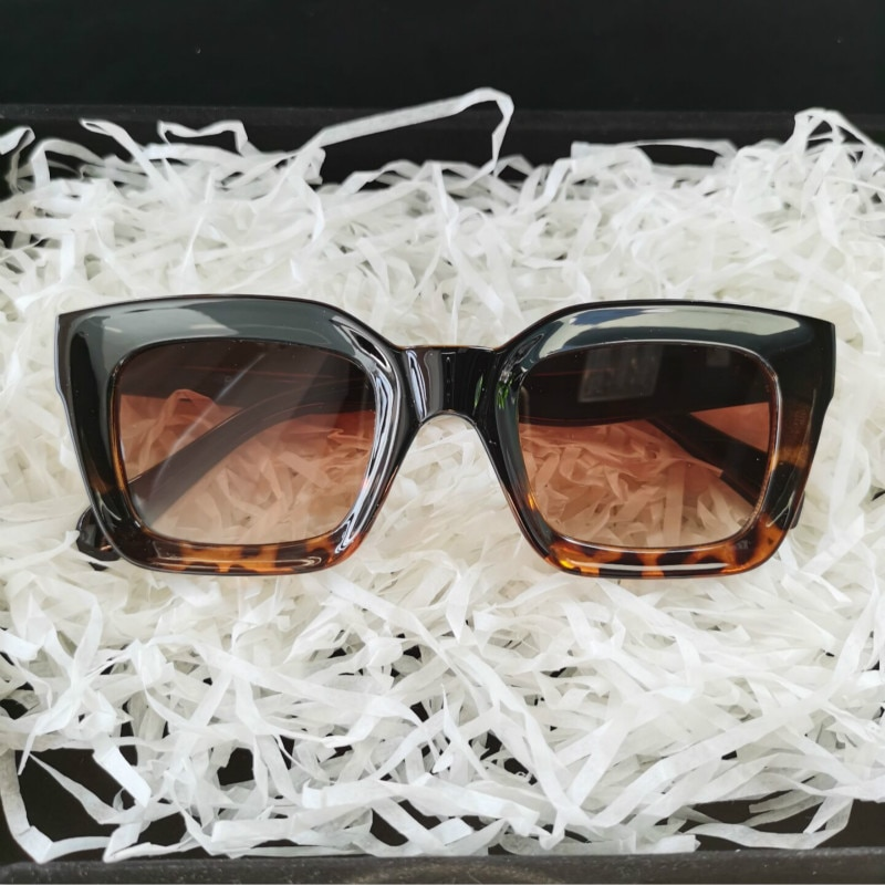 2020 Luxury Square Sunglasses Women Brand Designer Sun Glasses  Vintage Sun Glasses For Female Ladies Eyewear UV400