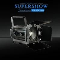 led 300w spotlight dmx512 auto zoom theater film tv led studio light