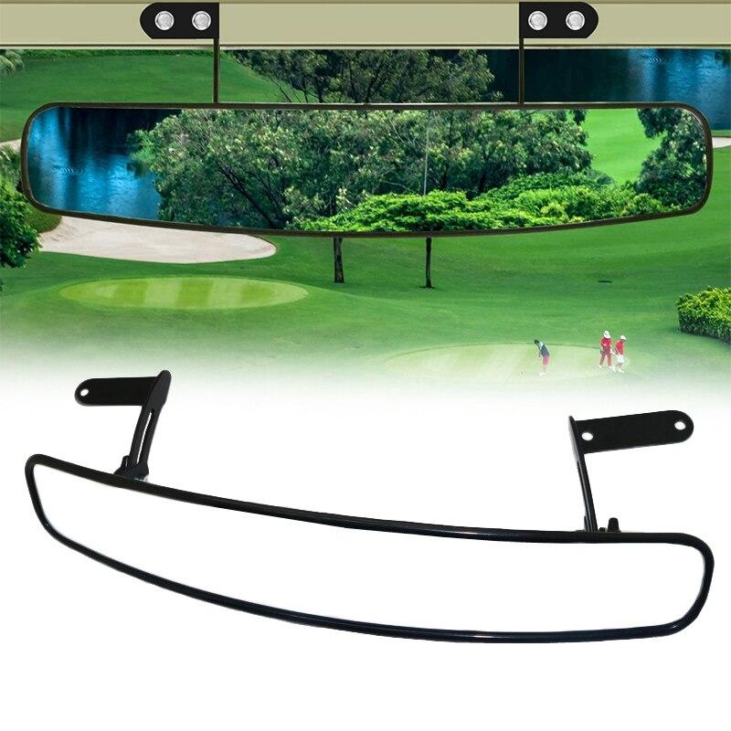 Espejo de carrito de Golf convexo de Vista trasera ancha Universal de...