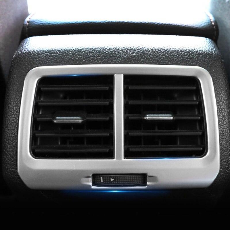 Ajuste para VW Volkswagen Golf 7 Mk7 2013-2019 Accesorios ABS reposabrazos trasero...