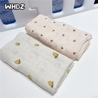 muslin baby blankets photography accessories bedding for newborn swaddle towel swaddles blankets breastfeeding cover