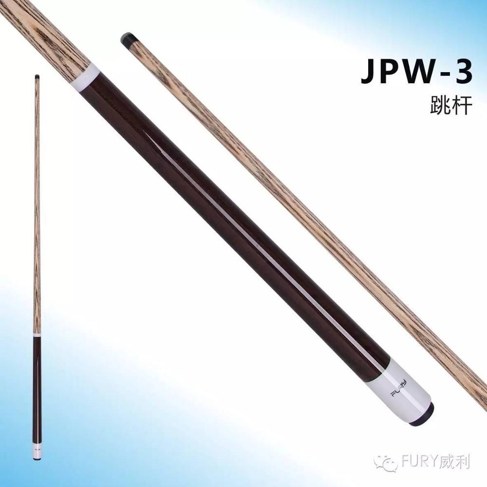 Furia JPW-3 saltar señal 13mm G10 punta duro ASH eje Q5 dientes conjunta ergonómico PALO NEGRO baquelita férula profesional saltar de billar