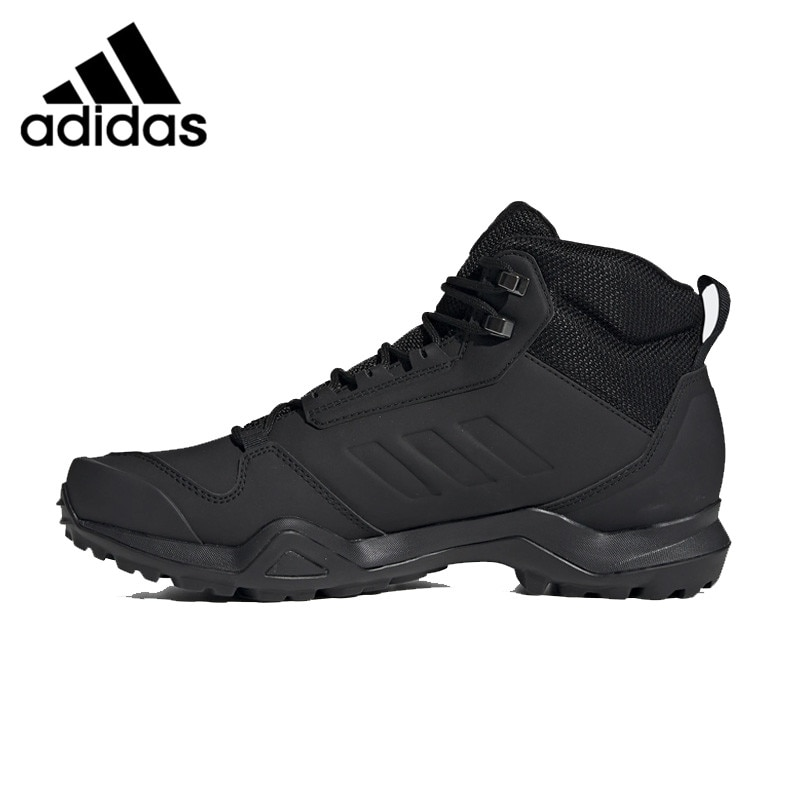 Original New Arrival Adidas TERREX AX3 BETA MID CW Men's Hiking Shoes Outdoor Sports Sneakers