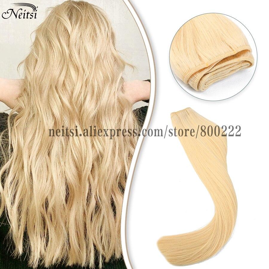 Neitsi Virgin Remy Human Hair Weft 20