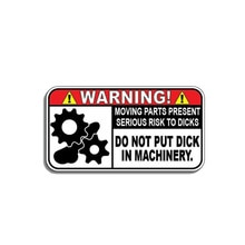 Interesting Warning In Car Sticker Accessories Car Styling Decal Vinyl Car Window Cover Scratches Wa