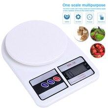 Balance électronique précise   Maison de 5/7/10kg 1g à affichage LCD banc électronique, balance de poids cuisine outils de mesure, balance numérique