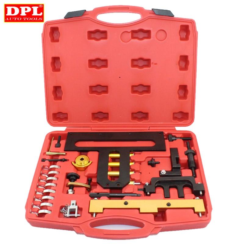26 PCS Engine Camshaft Adjustment Tool For BMW N42 N46 Gas Engines Timing Locking Tool
