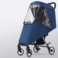 Чехол для детской коляски