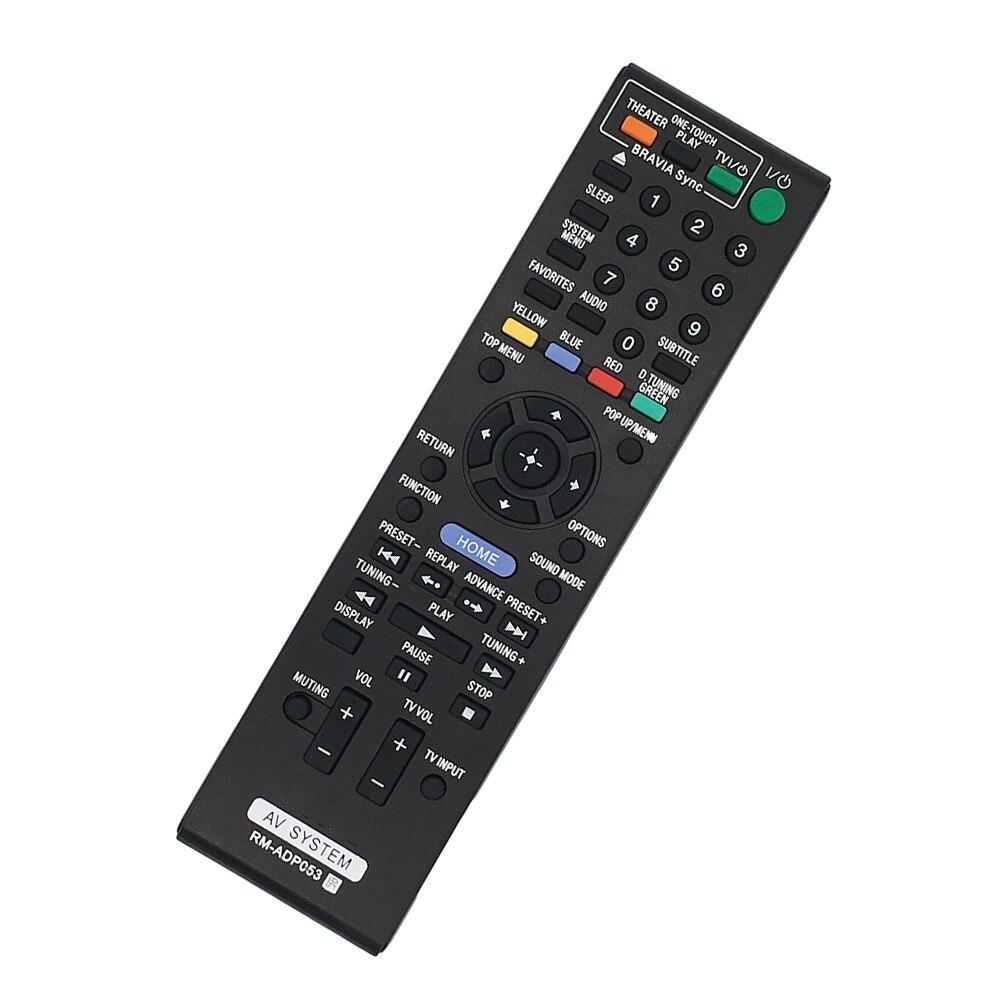 Novo controle remoto para sony BDV-E280 BDV-E580 BDV-E880 BDV-E580 BDV-E870 BDV-E880 HBD-E570 blu-ray dvd player