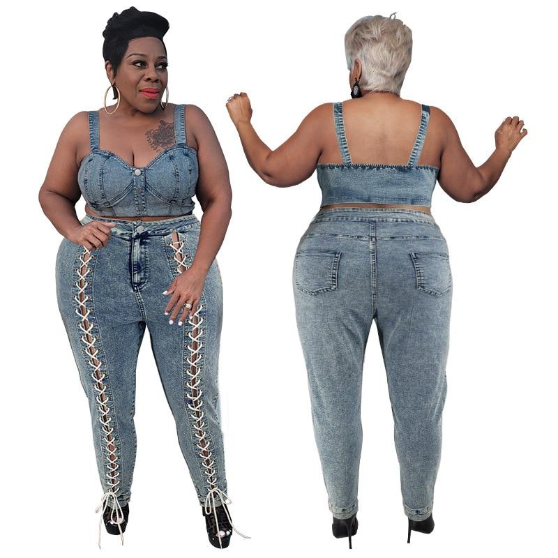 Женские джинсы со шнуровкой в два ряда, бледные джинсы со шнуровкой, женские модные брюки