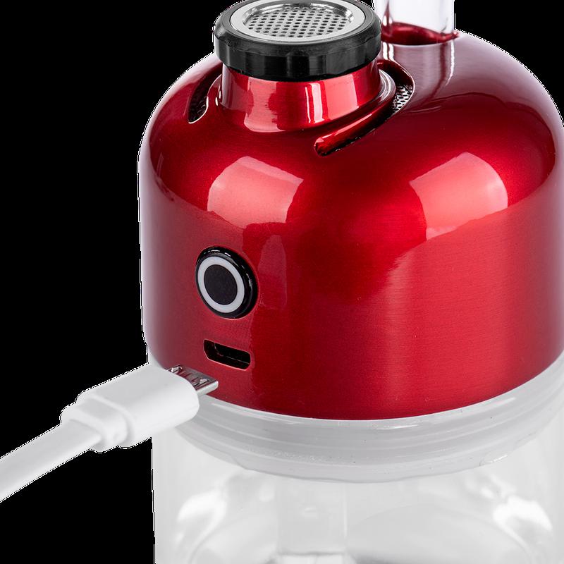 Electric Hookah Dab Rig Starter Kit Original SOC Hermostat 1800mah 3 Heat Settings for Enail Wax Concentrate Shatter Budder enlarge