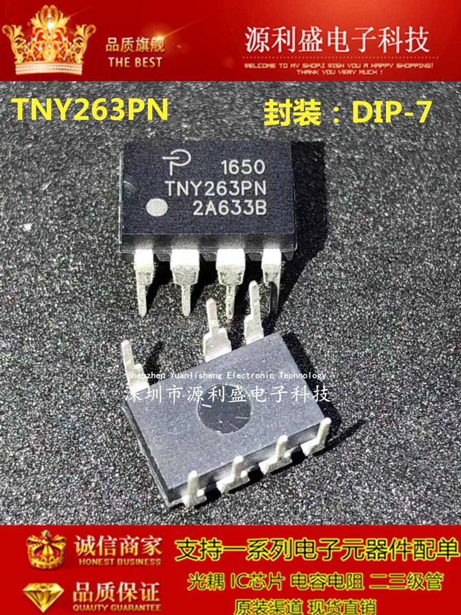 TNY263PN TNY263 TNY263P DIP7 TNY263PG